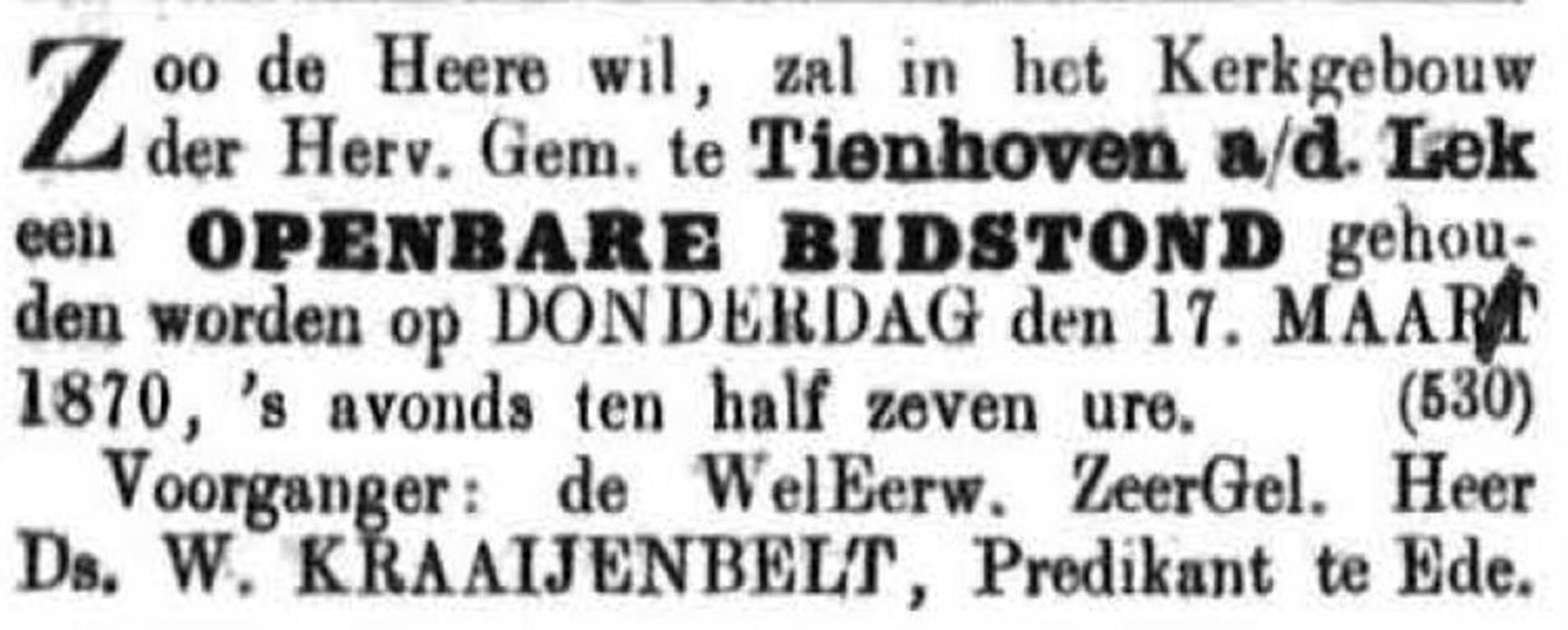 Schoonhovensche Courant 00037 1870-03-13 artikel 2
