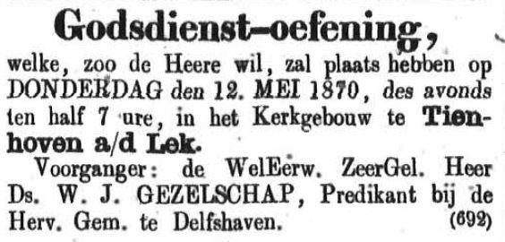 Schoonhovensche Courant 00045 1870-05-08 artikel 1