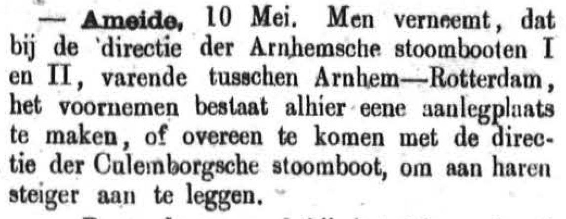 Schoonhovensche Courant 00046 1870-05-15 artikel 1