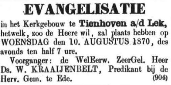 Schoonhovensche Courant 00058 1870-08-07 artikel 1