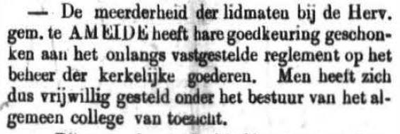 Schoonhovensche Courant 00064 1870-09-18 artikel 1