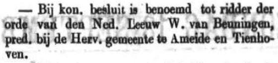 Schoonhovensche Courant 00064 1870-09-18 artikel 2