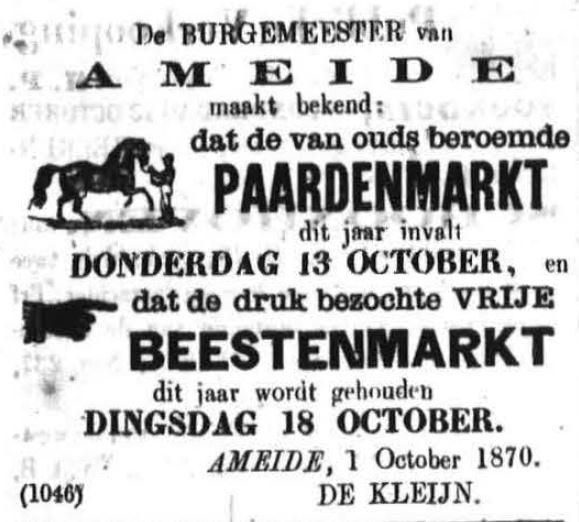 Schoonhovensche Courant 00067 1870-10-09 artikel 3