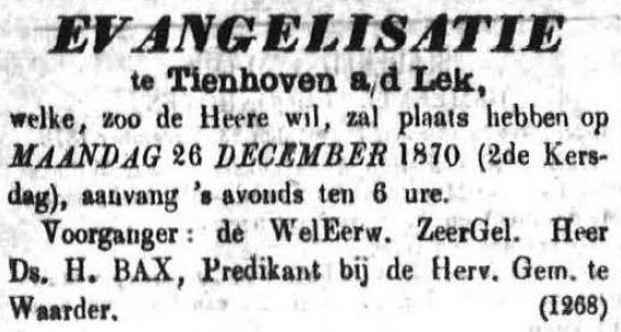 Schoonhovensche Courant 00078 1870-12-25 artikel 1