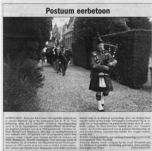 Gorcumse Courant 15-09-2004