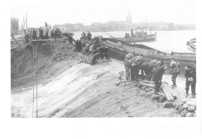 Lezing over dijkdoorbraken en wielen historische vereniging ameide en tienhovenhistorische - Bibliotheek wielen ...