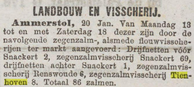 De Tijd - godsdienstig-staatkundig dagblad 1890-01-22
