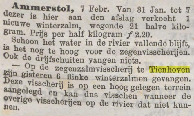 De Tijd - godsdienstig-staatkundig dagblad 1890-02-10