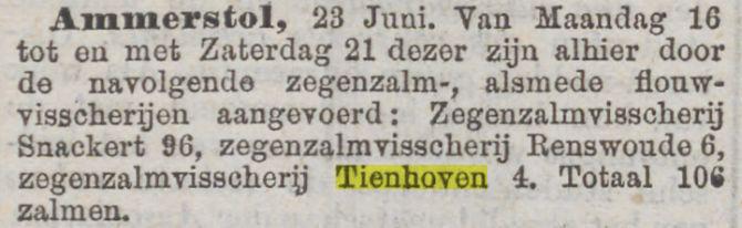 De Tijd - godsdienstig-staatkundig dagblad 1890-06-27