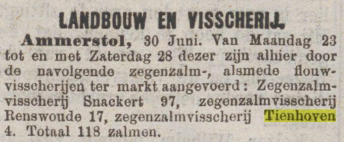 De Tijd - godsdienstig-staatkundig dagblad 1890-07-04