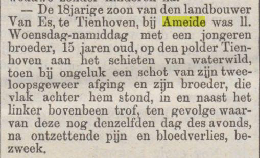 De Tijd - godsdienstig-staatkundig dagblad 1890-12-22