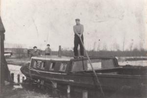Van der Ham 000 beurtschip