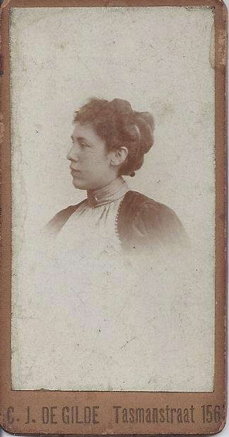 Anna (Graswinckel-)van Eeten 1