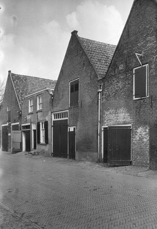 even 1962 Nieuwstraat 18-16-14