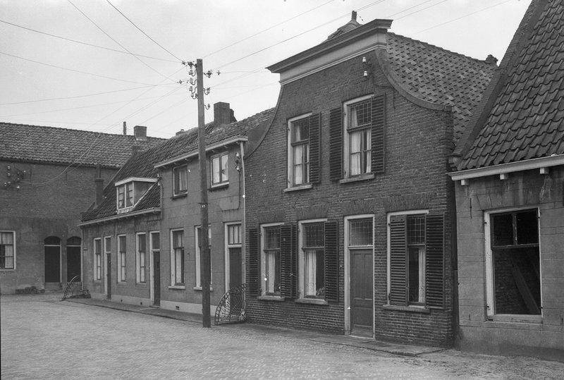even 1962 Nieuwstraat 30-28-26