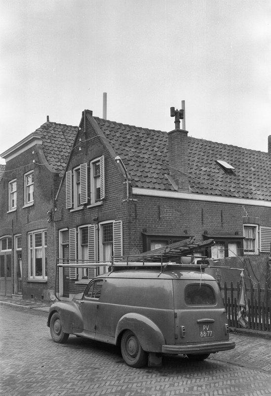even 1962 Nieuwstraat