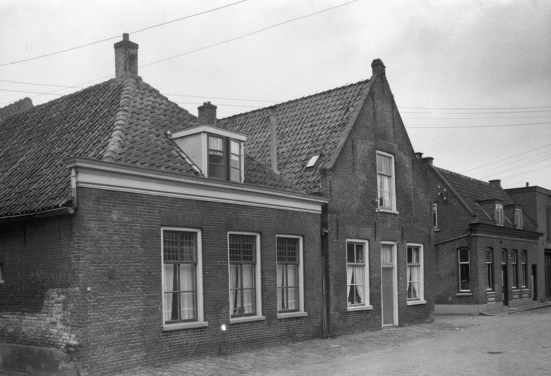 oneven 1962 Nieuwstraat 17-19-21