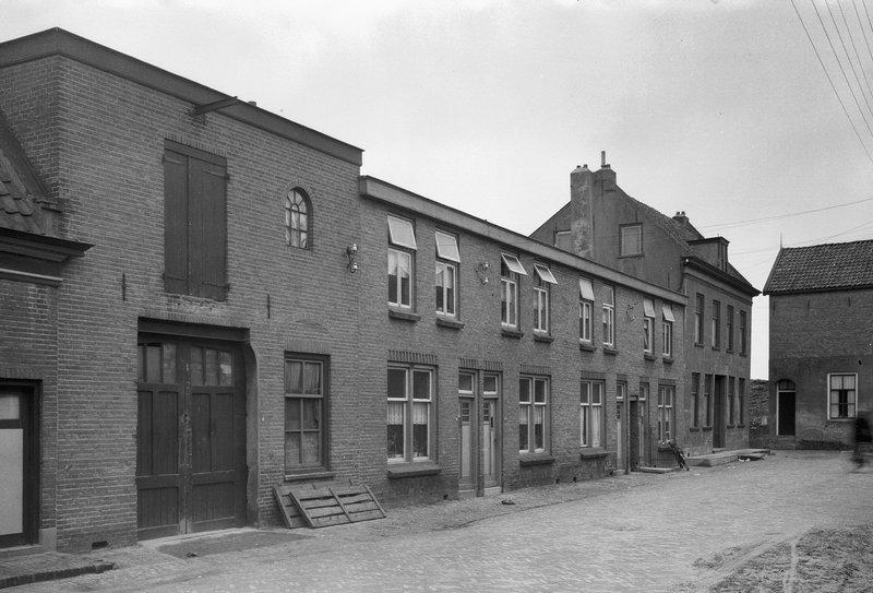 oneven Nieuwstraat Ameide