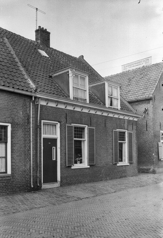 oneven Nieuwstraat3 Ameide