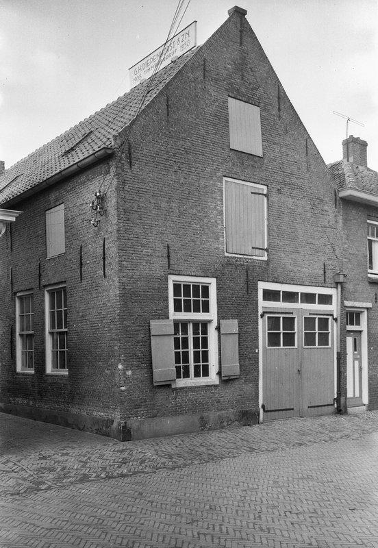 oneven Nieuwstraat6 Ameide