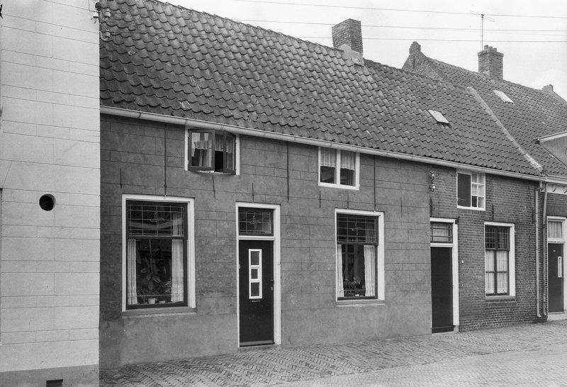 oneven Nieuwstraat7 Ameide