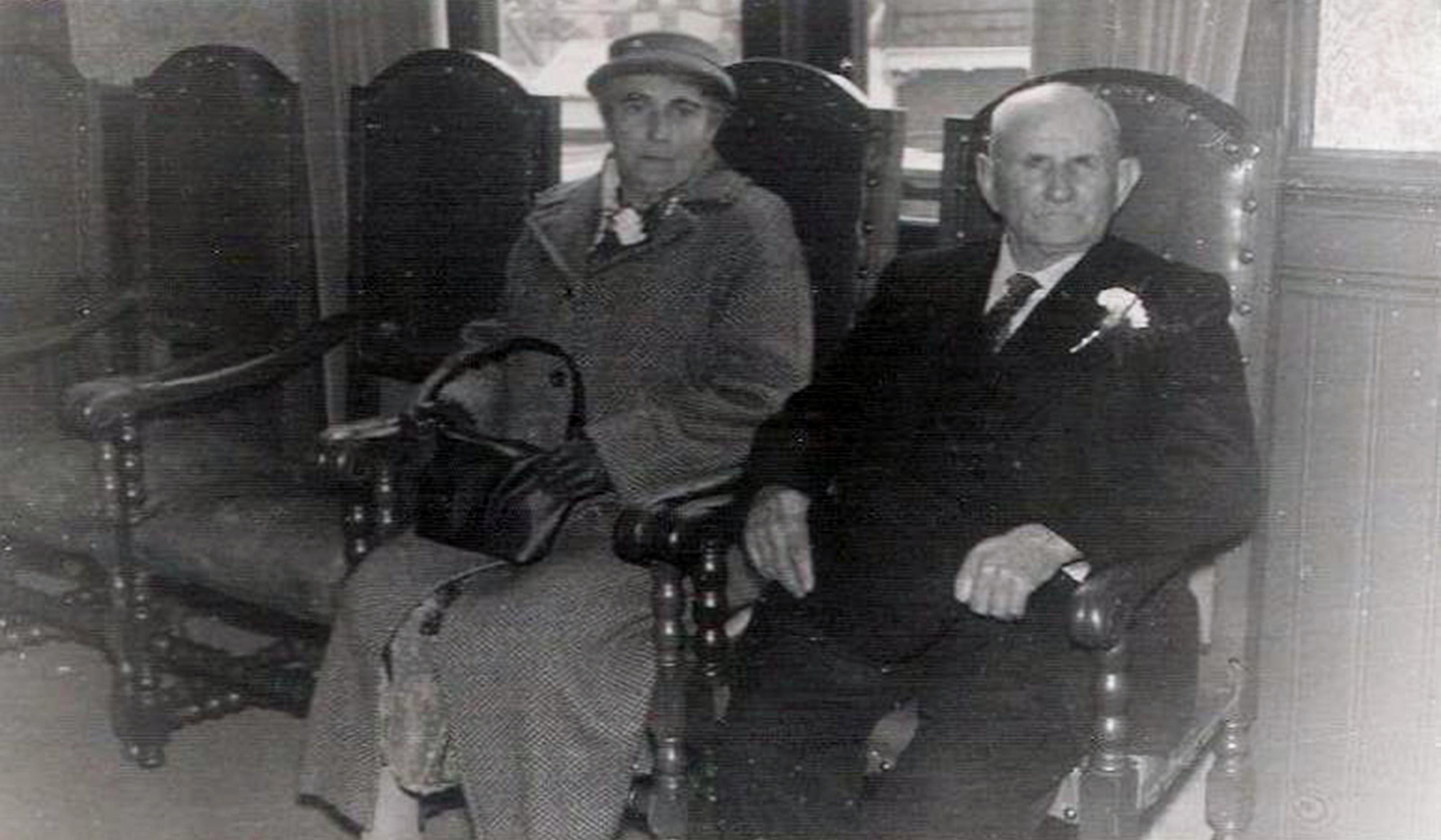 Hendrik Diepenhorst en Cornelia in Hengelo huwelijk Elly