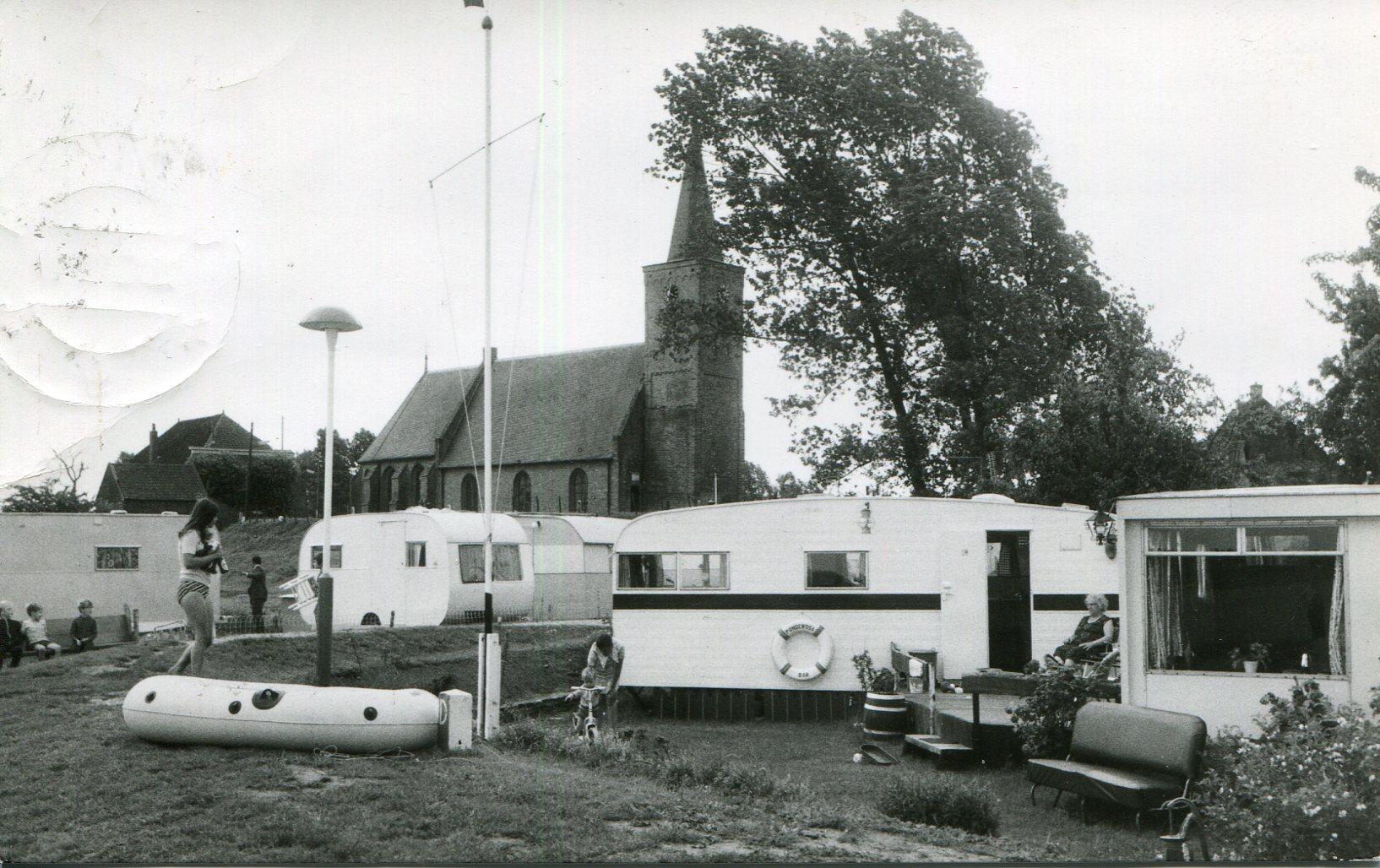Camping De Vrijheid Tienhoven001