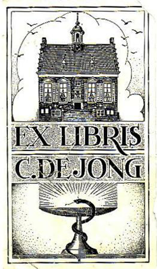Ex Libris C. de Jong