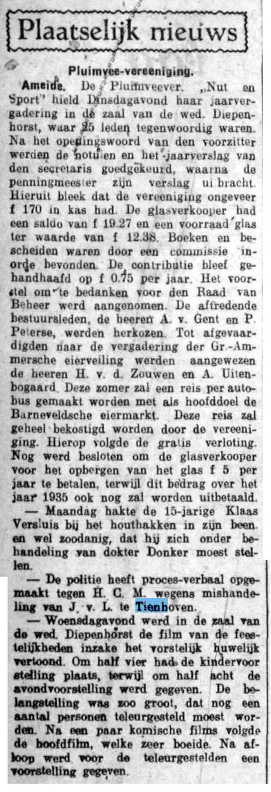 Schoonhovensche Courant 07765 1937-01-29 artikel 02