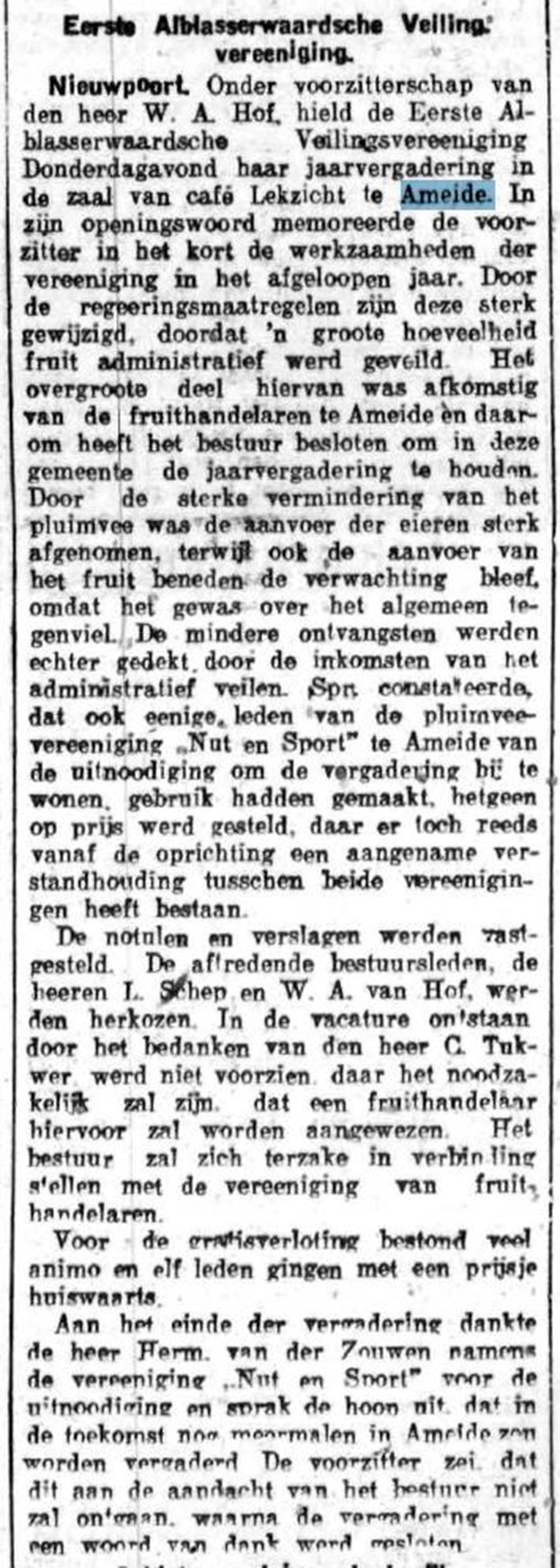Schoonhovensche Courant 07784 1937-03-15 artikel 01